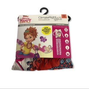 Disney Junior Fancy Nancy Underwear/Pajamas